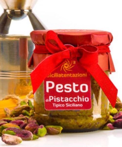 Pesto di pistacchio Sicilia Tentazioni