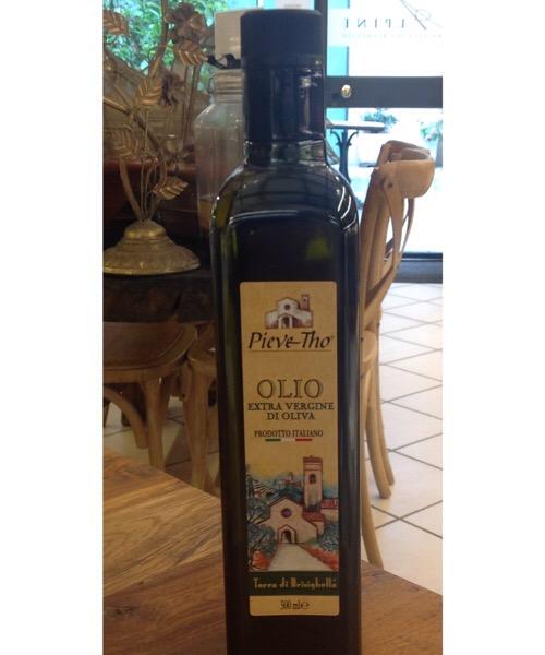 Olio extravergine di oliva estratto a freddo ml.750 - Pieve Thò di Brisighella