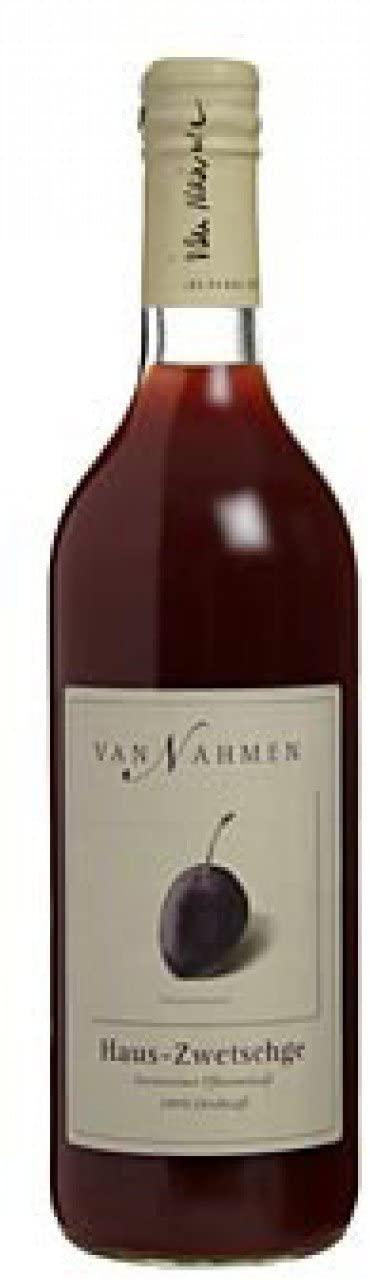 Succo di prugna selvatica 100% Van Nahemn