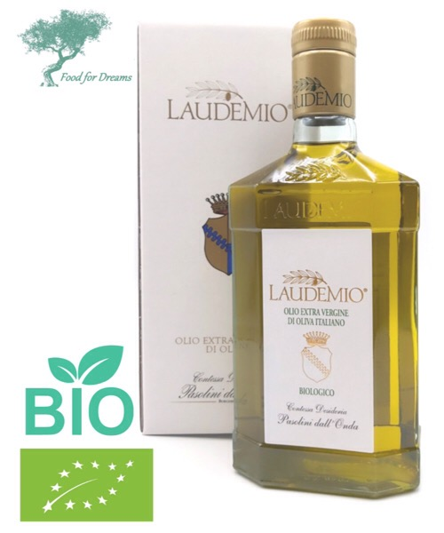 Il Laudemio, olio extra vergine di oliva Pasolini Dall'Onda