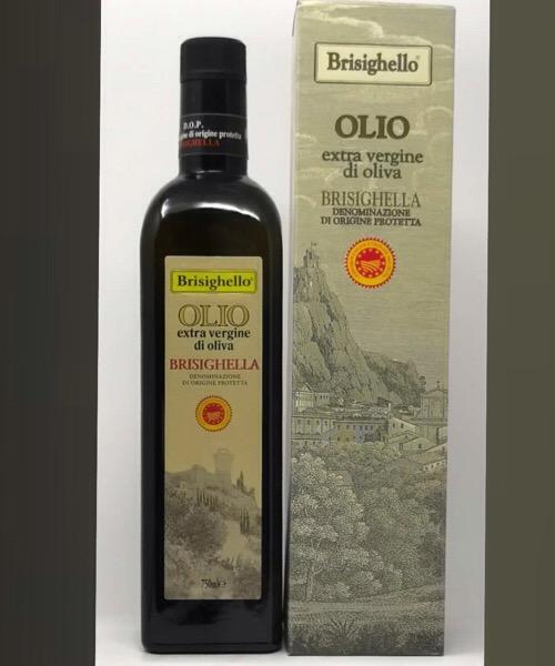 Olio Brisighello DOP  extravergine di oliva