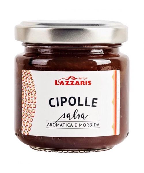 Salsa di cipolle  Lazzaris