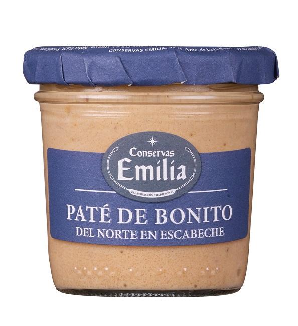 Patè de bonito (tonno) PATÉ DE BONITO EN ESCABECHE
