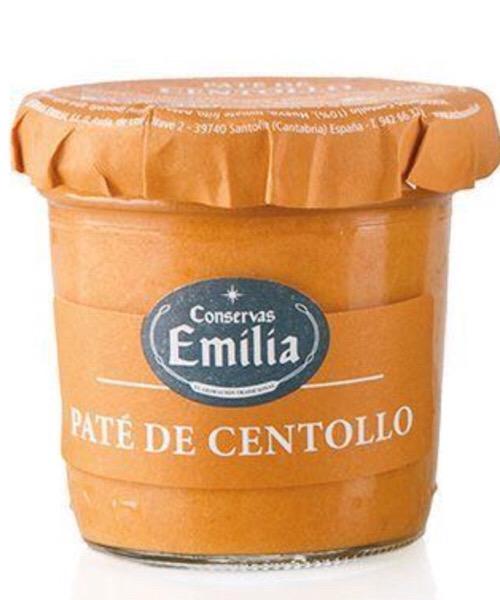 Conserva Emilia Paté de Centollo  (granchio ) 110 g.
