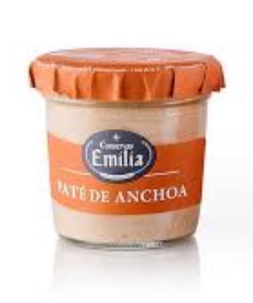 Conserva Emilia Paté de Anchoa (acciuga ) 110 g.