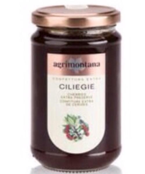 Confettura extra di Ciliegie Agrimontana da 350gr