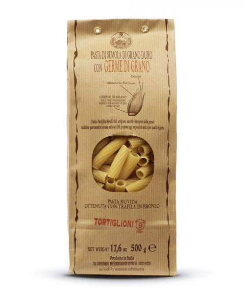 Pasta Morelli Tortiglioni