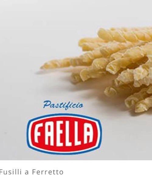 Pasta Faella Fusilli a ferretto