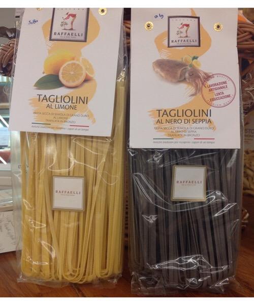 Pasta Raffaelli Tagliolini al limone
