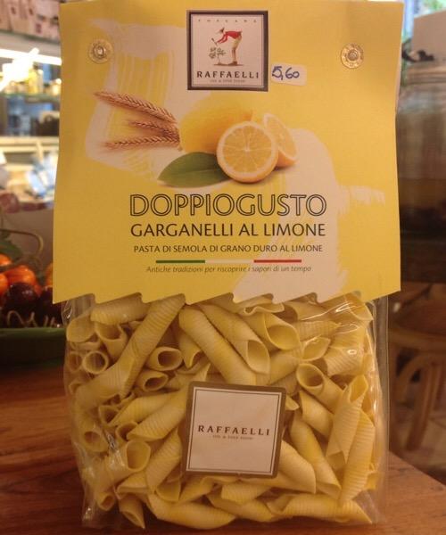 Pasta Raffaelli Garganelli al limone