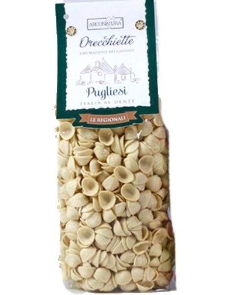 Orecchiette Pugliesi  Arconatura 500 gr.
